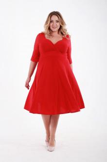 Платье 1111403 ЛаТэ (Красный)