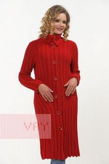 Жакет Фемина (кардиган) женский 182-1523 Фемина (Красный)